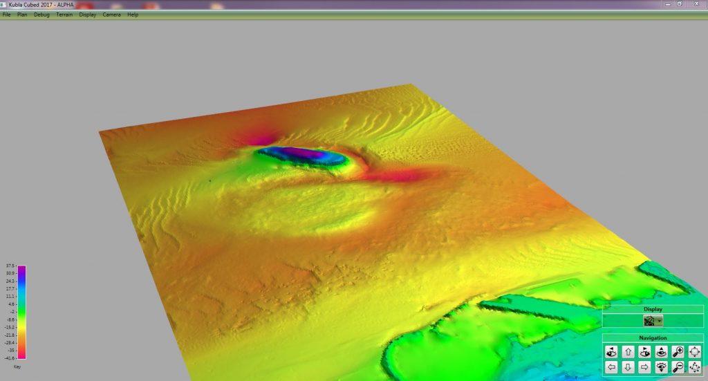 Sitework Grading 3D Takeoffs