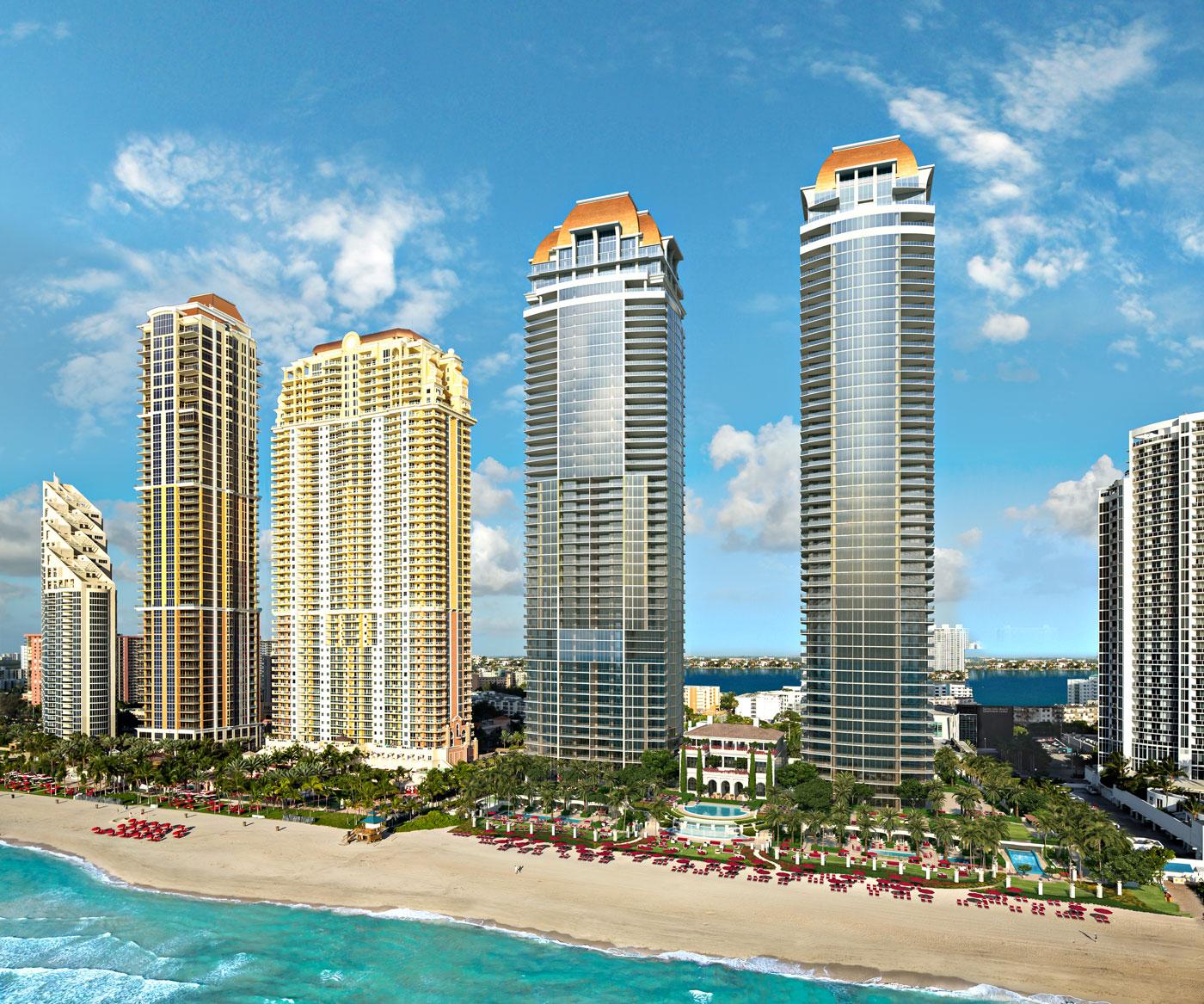 The estate AT Acqualina FL
