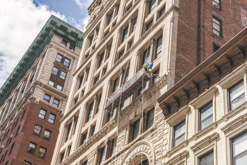 Facade Restoration,NY