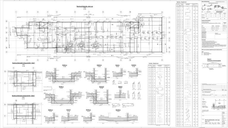 Rebar Takeoffs & Shop drawings